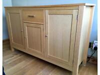 Oak sideboard Fab condition