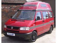 VW T4 Camper - Autosleeper Trident Campervan