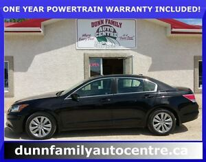 2011 Honda Accord EX  PREMIUM AUDIO, SUNROOF ETC!