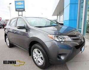 2015 Toyota RAV4 LE AWD, BLUETOOTH, ACCIDENT FREE