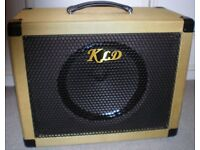 Tweed Speaker Cabinet 1x12 with Celestion Vintage 30 Speaker. New
