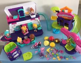VTech Interactive Flipsies Dolls and Playsets