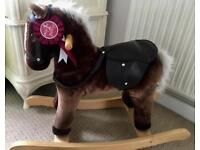 John Lewis My First Rocking Horse NURSERY BABY RRP £90 Current Stock