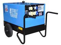 Stephill SSD6000S 6kva electric start generator