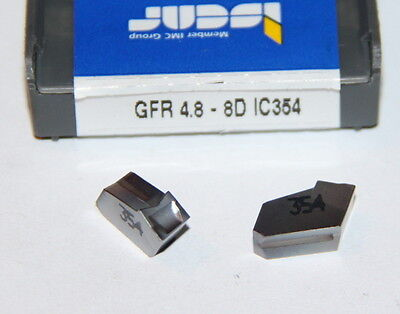 GTR 4.8-8D IC656 ISCAR *** 10 INSERT *** FACTORY PACK ***