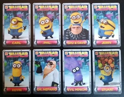 Despicable Me Minion Dave (Despicable Me Minions Jelly Lab Dave and Busters Full Set Of)