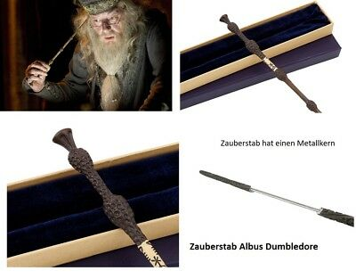 berstab+Metallkern Deluxe+Box Harry Potter  (Harry Potter Zauberstab Deluxe)