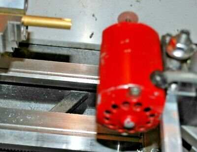 Snap-on Motorized Spindle Versatile Grinding Cutting Toolpost Mount Live Tool