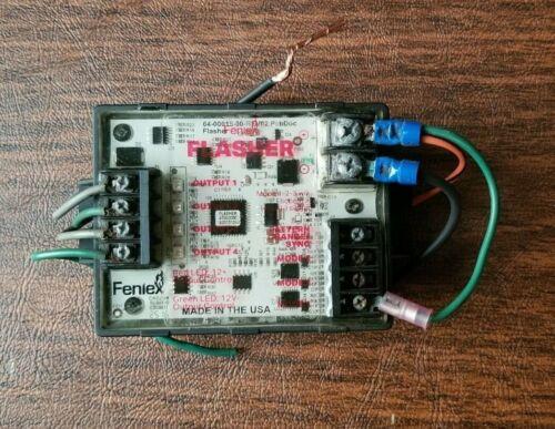 Feniex H-2220 4-Output Emergency Warning Light Flasher 7102-A1