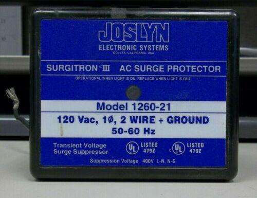 Joslyn Surgitron III AC Surge Protector