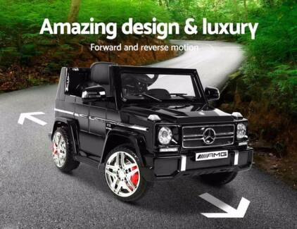 Kids Electric Ride On Car licensed Mercedes G65
