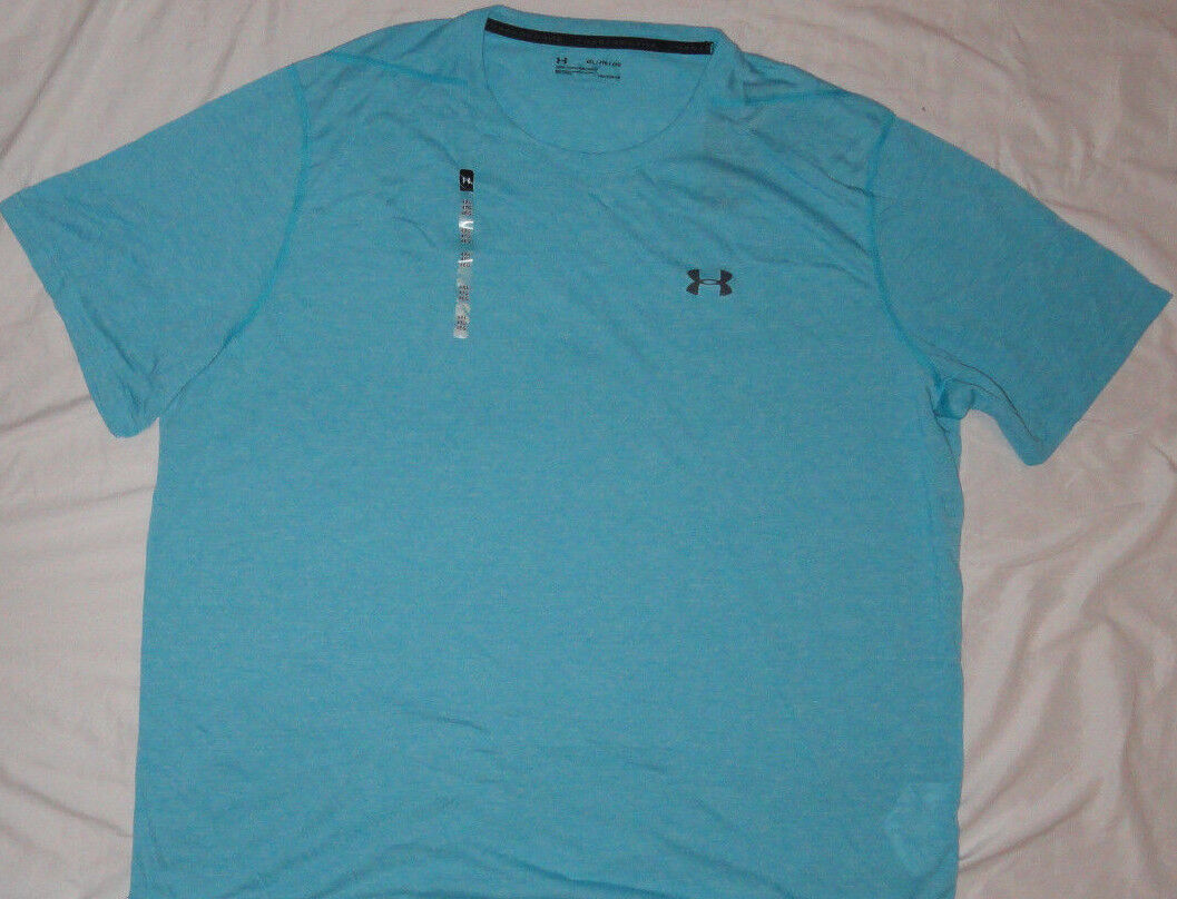 NEW! UNDER ARMOUR Threadborne Siro T-Shirt UA Mens  NWT!