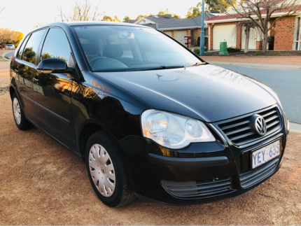 2007 Volkswagen Polo for SALE!! (Manual) Nicholls Gungahlin Area Preview