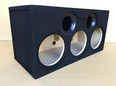 Custom Ported Sub Box Enclosure for 3 10
