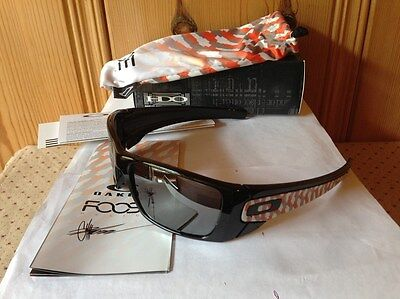 NEW Oakley - Chip Foose Fuel Cell - Polished Black / Black Iridium, OO9096-66 for sale  Shipping to India