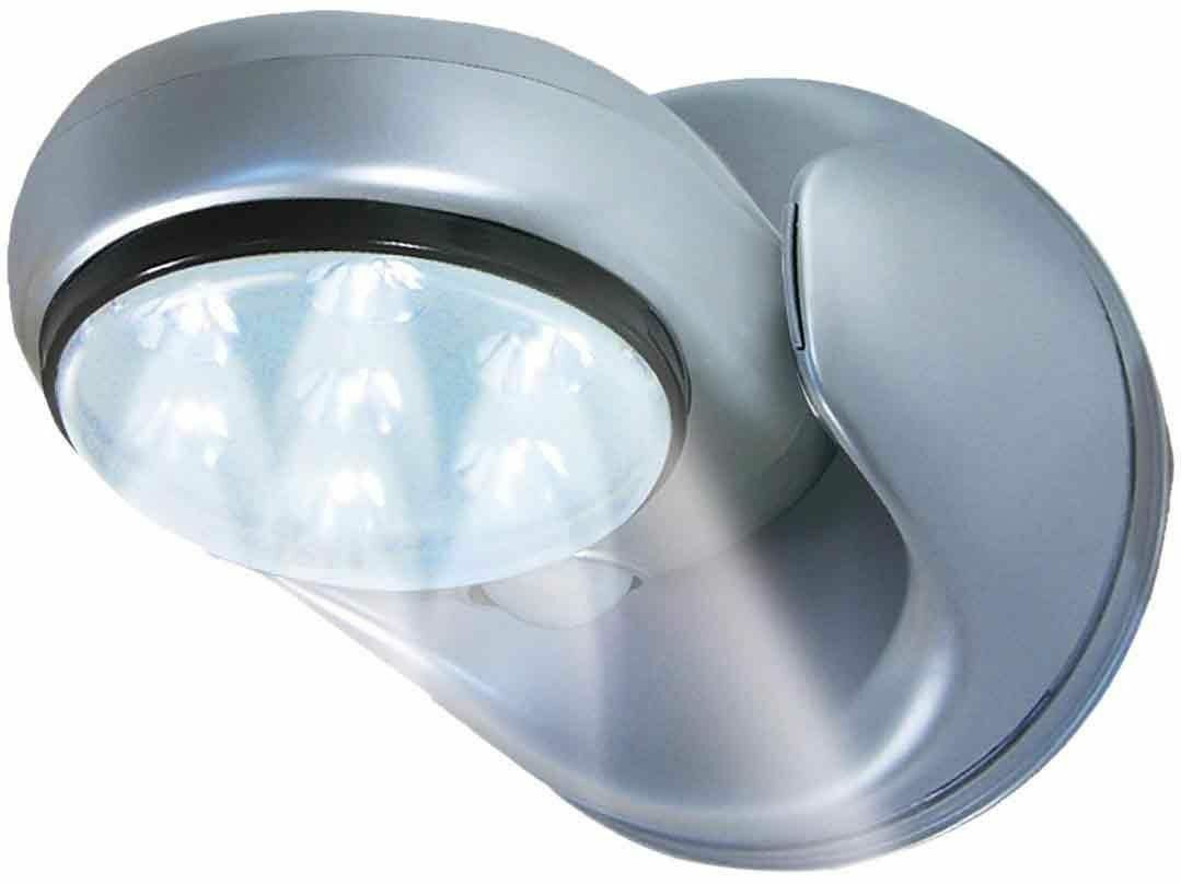 Motion Activated Sensor Led Light As Seen On Tv Cordless Indoor Outdoor Light Bk Ebay