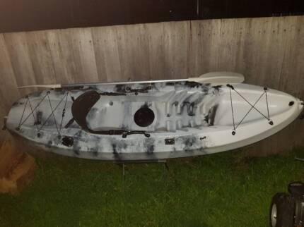 Glide Fishing kayak