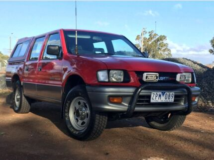 Turbo Diesel 4x4 Holden Rodeo come with Roadworthiness Delahey Brimbank Area Preview