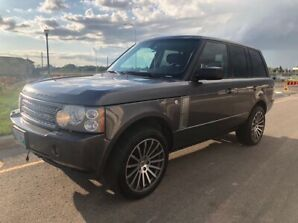 2006 Land Rover Range Rover Supercharged $11,500