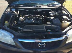 2003 Mazda 323 protege shades 5sp man