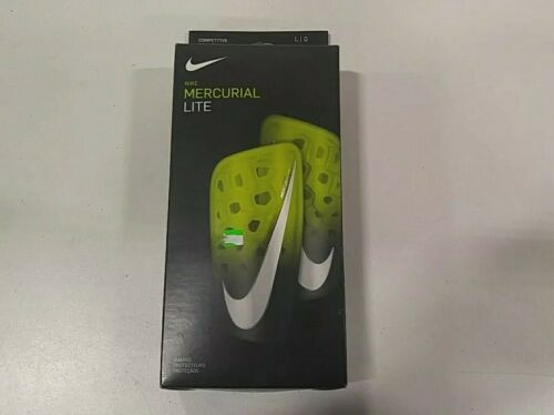 Nike Mercurial Lite Shin Guards, Size: Large