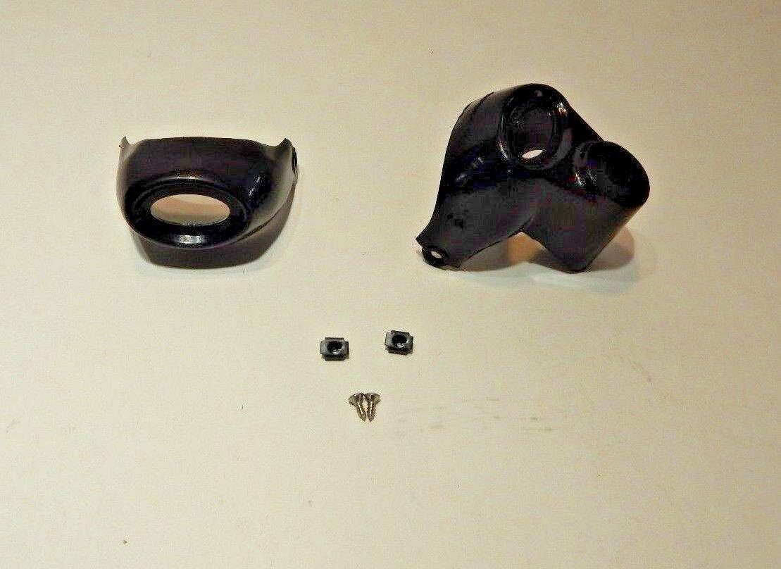 New Turn Signal Indicator Switch Covers W Overdrive Triumph TR6 TR4 Spitfire +HW
