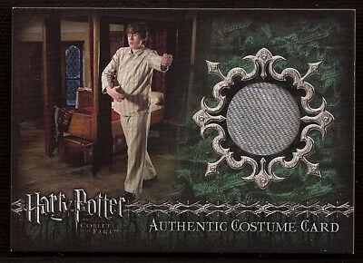 Harry Potter The Goblet Of Fire Costume Card C9 Matthew Lewis Neville - Neville Longbottom Costume