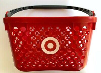 Full Size Target Red Shopping Basket