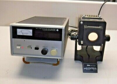 Gamma Scientific Rs-1 Lamp Monitor Control Rs-10a Spectral Irradiance Head 1