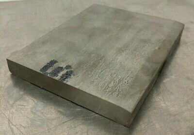 12 Thickness 316 Stainless Steel Flat Bar 0.5 X 3.50 X 4.25
