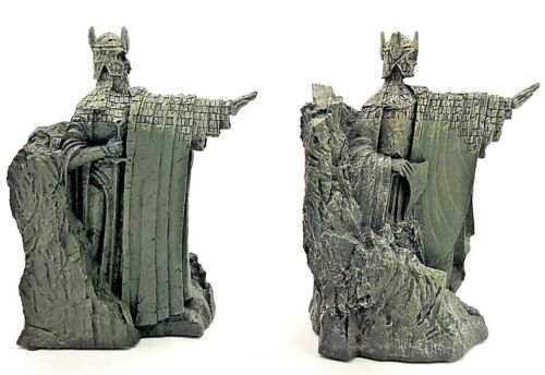 Lord Of The Rings The Argonath Book Ends Statues Sideshow Weta 2002 DVD