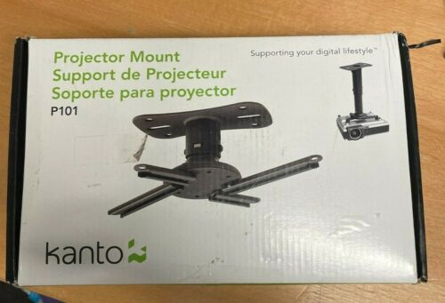 Kanto P101 Universal Ceiling Projector Mount - Black
