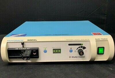 Dyonics 300xl Xenon Light Source Console Power Cord Biomed Tested