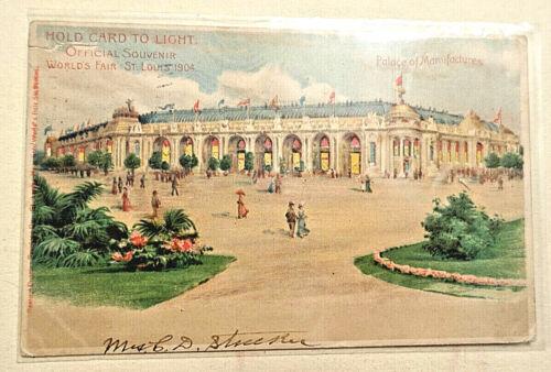 1904 St. Louis World