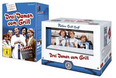 DREI DAMEN VOM GRILL - DIE KOMPLETTE SERIE 20 DVD NEU Günther Pfitzmann