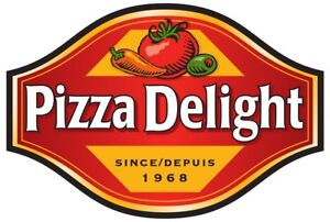 Pizza Delight ~Consumers Drive ~NOW HIRING