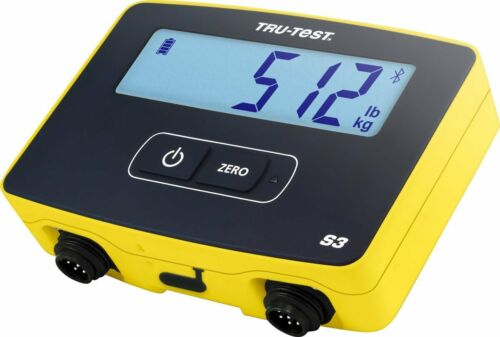 Tru Test S3 Weigh Scale Indicator. Retail $900