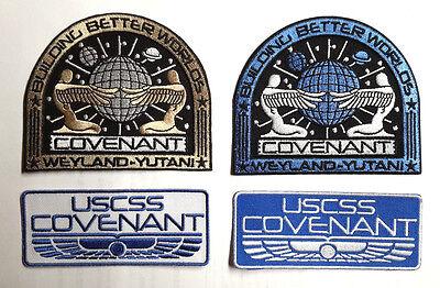 Alien Covenant Film Deluxe Uniform/Kostüm 4