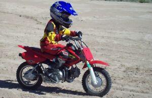 LOOKING FOR Kids Dirt Bike