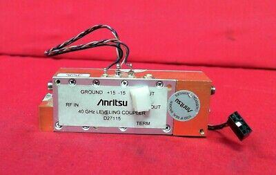 Anritsu D27115 Coupler 40 Ghz