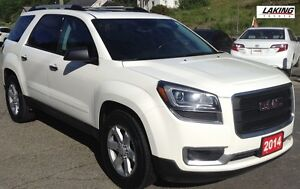 2014 GMC Acadia SLE2 AWD BACK-UP CAMERA 3rd ROW SEATING Clean Ca