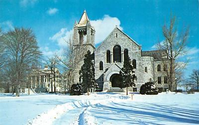 Used, COLLEGEVILLE, PA Pennsylvana  URSINUS COLLEGE~Bomberger & Freeland Hall Postcard for sale  Shipping to Canada
