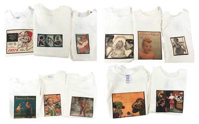 NEW Retro Image Infant and Toddler Tee Shirts - Lot of 23 - Retail Value $502.50