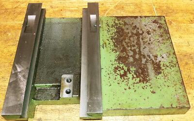Emco Maximat Fb-2 Mill Parts T-slot Table Sub-base Casting  D22s