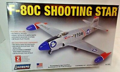 F-80C Shooting Star  Limberg No 70552  Skill 2  New  Cello Wrapped  1:48 for sale  Pittsburgh