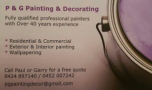 P & G Painting & Decorating Hallett Cove Marion Area Preview