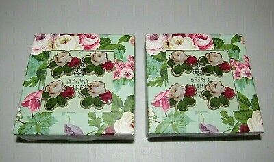Anna Griffin 8 Count Enamel White Rose Floral Metal Push Pin Thumb Tacks