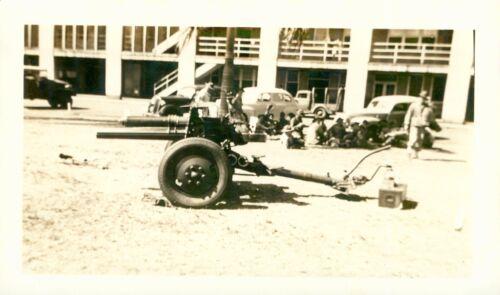 1938 Schofield Barracks 11th FA soldier