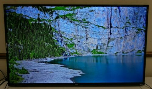 """TCL - 50"""" Class 4 Series LED 4K UHD Smart Android TV(SIC23183)"""