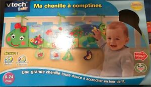 Chenille comptines Vtech